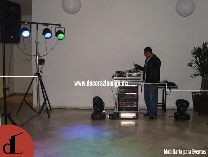 Audio sin dj