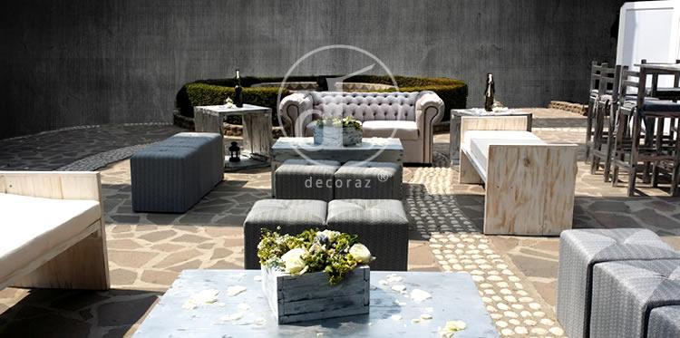Salas vintage renta df cdmx renta de mobiliario vintage for Alquiler muebles vintage