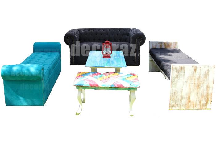 Salas Vintage Renta Dfcdmx Renta De Mobiliario Vintage Salas - Salas-vintage